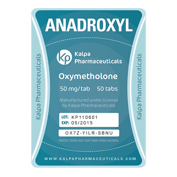 anadrol dosage per day